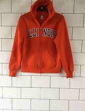 RUSSELL ATHLETIC VINTAGE RETRO PRO COLLEGE ILLINOIS SWEATSHIRT SWEATER HOODIE #6