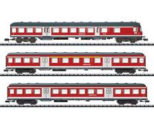 Minitrix 15306 - Personenwagen-Set Regionalexpress DB AG Ep.VI 3x - Spur N - NEU