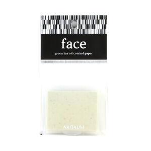 [ARITAUM] Green Tea Oil Control Paper - 1pack (50pcs)