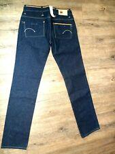 G-STAR RAW jeans femme /LENON STRAIGHT WMEN/ 27x32 / 36Fr NEUF-coupe droite