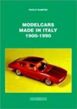 Modelcars Made in Italy 1900-1990, Rampini, Paolo