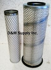 Ford Tractor Inner Outer air filter set 5700 6600 6600C 6700 4610SU Diesel