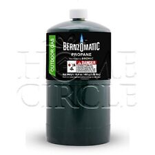 Bernzomatic Propane LPG Gas Fuel Camping Cylinder 453g Flame Torch Picnic BBQ