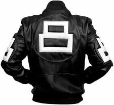Bomber 8 Ball Leather Jacket
