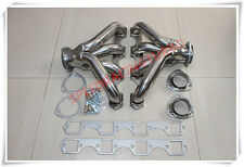 EXHAUST-HEADERS For GM Cadillac 425 472 500 V8 Street-Rod-STAINLESS-STEEL
