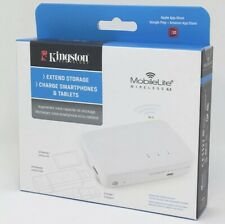 Kingston MobileLite G3 Wireless Backup Battery Power iPhone iPad Samsung Galaxy