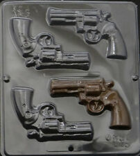 Gun Chocolate Candy Mold  1250 NEW