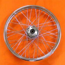 21 INCH FRONT WHEEL 51638 HARLEY 40 SPOKE softail Dyna wide glide single disc