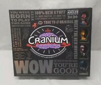Cranium Wow You're Good! Adult Card Board Game 2007 Used