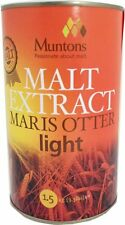 Muntons Maris Otter Light Liquid Malt Extract 3.3 lbs for Home Brew Beer Making