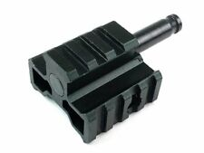 Well RIS Bipod Adaptor Short For Airsoft Toy MB01 (WL-AC006)