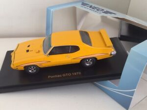 "Pontiac GTO Ram Air ""THE JUDGE"" 1/43 Neo Scale Models"