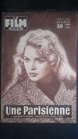 Revista Brigitte Bardot El Película Completa N º 670 1958 ABE