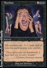 Mutilate // NM // Torment // Engl. // Magic the Gathering