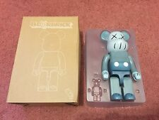 Kaws X Bearbrick 400% Boxed Replica Figure BLUE Original Fake