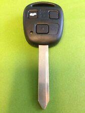 Toyota Yaris Avensis Corolla Carina ETC remote key fob TOY47 ID4D66 89071-05010