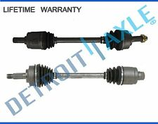 Both (2) Front Driver & Passenger CV Axle Joint Drive Shafts for Honda CR-V