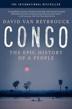 Congo : The Epic History of a People by David Van Reybrouck (2015, Paperback)