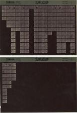 YAMAHA XJR 1300_sp _ Service Manual _ Microfich _ microfilm