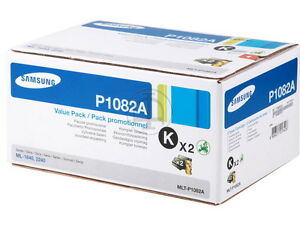 SAMSUNG DUOPACK ORIGINAL MLTP1082A MLT-P1082A ML-2240   ML-1640 HP SU118A