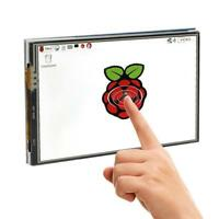 3.5 Inch LCD TFT Touch Screen Kit with 9 Layer Case for Raspberry pi Hot