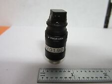 OPTICAL MICROSCOPE PANASONIC MINI VIDEO CAMERA  JAPAN OPTICS BIN#J6-07