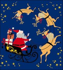 Lot de 5 aventure devant abri & crise Society Charité Cartes de Noël de Noël