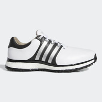 Adidas Tour 360 XT SL Golf Shoes - White/Black - EE9179 - Spikeless £89.99