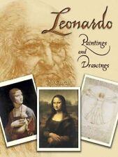 Leonardo Paintings and Drawings 24 Cards by Leonardo da Vinci 9780486439563