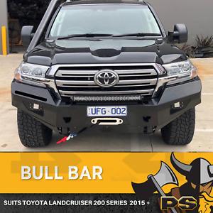 PS4X4 Viking X Rocker Bar to Suit Toyota Land Cruiser 200 Series 2015+