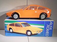 "06 233 Anker ""Alfa Romeo 1300 Junior Zagato (Schwungrad Antrieb) orange"""