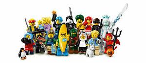 LEGO 71013   Minifigures Serie 16 SCEGLI IL PERSONAGGIO