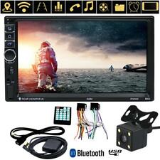 7in WIFI Autoradio 1080P HD Android 7.1 Bluetooth GPS Navigation Touchscreen MP5