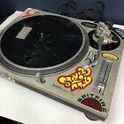 TechnicsSL-1200MK2 Direct Drive DJ Turntable System Silver BROKEN Not Working