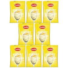 EasiYo Limone Yogurt MIX-OTTO BUSTINA PACK - (migliore prima DEC 2018)