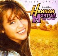 Miley Cyrus Hannah Montana The Movie OST CD Album VGC