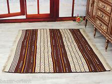 174x154 cm orient Teppich Afghanistan Nomaden kelim afghan Tataren kilim  No:4