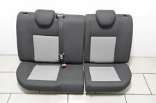 Siège Arrière Banquette Séance Tissu Seat Ibiza 6J Gris Noir