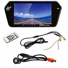 7 Inch Full HD LED Touch Screen+8LED Reverse Camera-Maruti Car 800