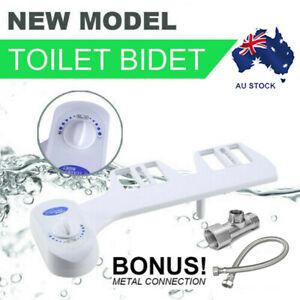 Hygiene Water Wash Clean Unisex Easy Toilet Bidet Seat Attachment l Local AU