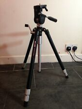 SLIK Master Classic Tripod with Pan and Tilt Head