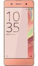 Sony xperia XA LTE 16GB rose gold