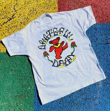 Rock Off Grateful Dead T Shirt Dancing Bears Band Logo Nouveau Officiel Homme Sand