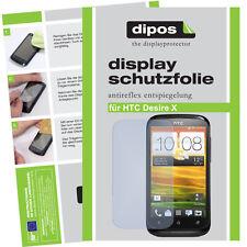 1x HTC Desire X screen protector protection guard anti glare