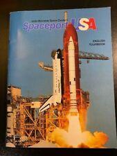 Vintage NASA Kennedy Space Centre Spaceport USA English Tourbook plus guides