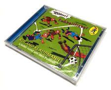 CD Kalle Kick Fußballfieber, Kinder-Lieder rund um den Fußball, inkl Begleitheft