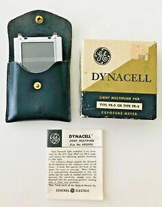 Dynacell Light Multiplier for GE Guardian Pr-2 Exposure Light Meter Leather Case