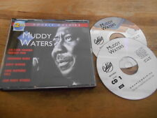 CD BLUES Muddy Waters-DOUBLE GOLDIES 2cd (28) canzone intermusic Movieplay