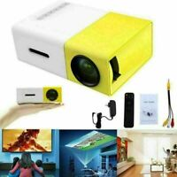 Mini Projector YG300 Portable Pico Full HD LED LCD Video Projector HDMI USB AV