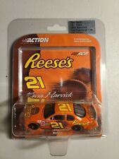2004 #21 Kevin Harvick Reese's 1/64 NASCAR Action Diecast MIP